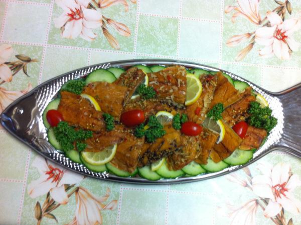 `Fisch`platte